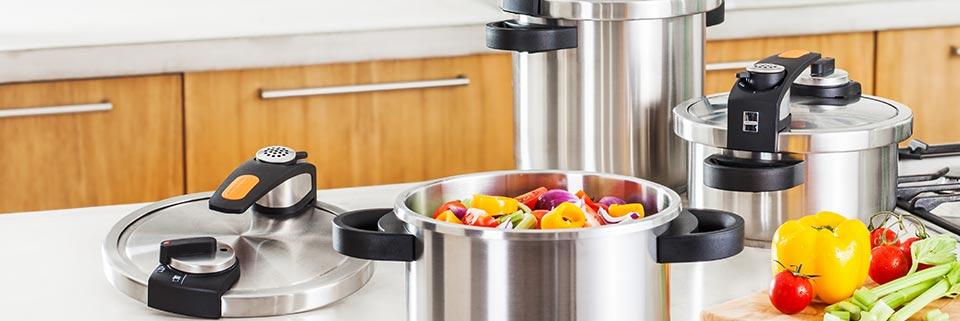 Експрес лонци и апарати за готвење
