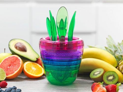 Fruit Factory 10 во 1 Сет за подготовка на овошје