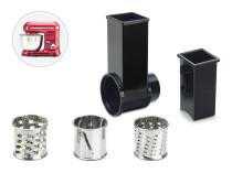 Kitchen Robot Додаток - Сет за сечкање и рендање