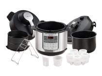 Air Fryer Multicooker и електричен експрес лонец