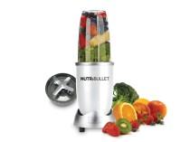 Nutribullet White - Екстрактор на хранливи состојки