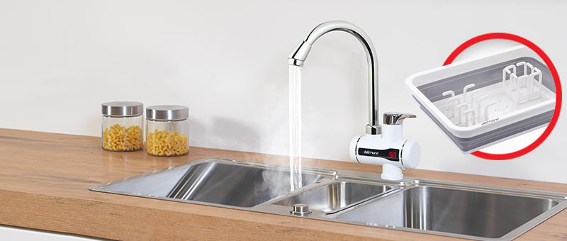 Instant Water Heating Faucet Digital Pro - Проточен бојлер
