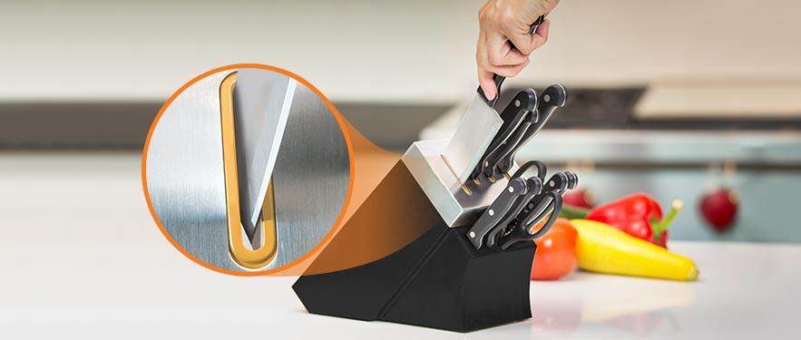 Chef Power Сет ножеви со држач