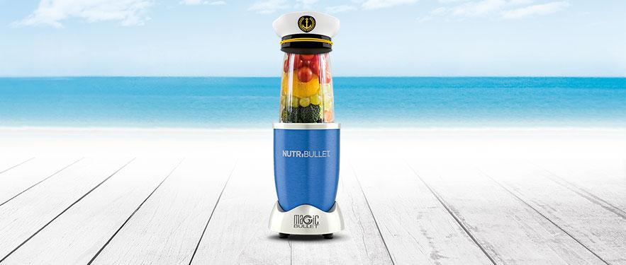 Nutribullet Blue - Екстрактор на хранливи состојки